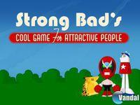 Portada oficial de Strong Bad's Cool Game for Attractive People - Episode 3 - Baddest of the Bands para PC