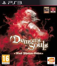 Portada oficial de Demon's Souls para PS3