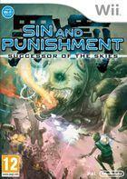 Portada oficial de Sin and Punishment: Successor of the Skies para Wii
