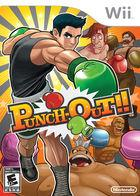 Portada oficial de Punch-Out!! para Wii