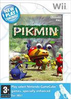 Portada oficial de Pikmin para Wii