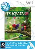 Portada oficial de Pikmin 2 para Wii