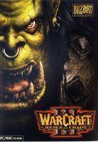Portada oficial de Warcraft 3 para PC