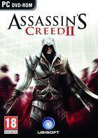 Portada oficial de Assassin's Creed 2 para PC