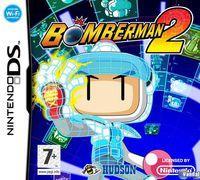 Portada oficial de Bomberman 2 para NDS