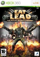 Portada oficial de Eat Lead: The Return of Matt Hazard para Xbox 360