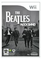 Portada oficial de The Beatles: Rock Band para Wii