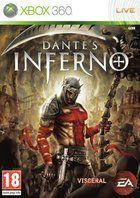 Portada oficial de Dante's Inferno para Xbox 360