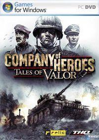Portada oficial de Company of Heroes: Tales of Valor para PC