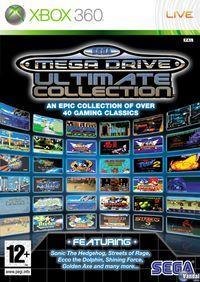 Portada oficial de SEGA Mega Drive Ultimate Collection para Xbox 360