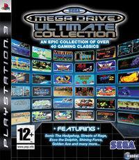 Portada oficial de SEGA Mega Drive Ultimate Collection para PS3