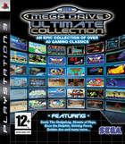 Portada oficial de SEGA Mega Drive Ultimate Collection para PS3