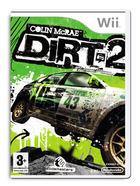 Portada oficial de Colin McRae: DIRT 2 para Wii