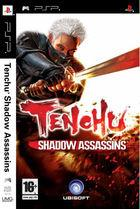 Portada oficial de Tenchu: Shadow Assassins para PSP