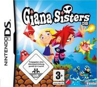 Portada oficial de The Great Giana Sisters para NDS