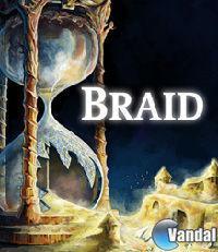 Portada oficial de Braid para PC