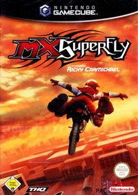 Portada oficial de MX Superfly para GameCube