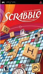 Portada oficial de Scrabble para PSP