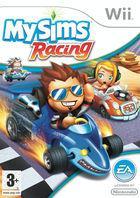 Portada oficial de MySims Racing para Wii