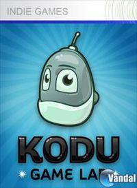 Portada oficial de Kodu Game Lab XBLA para Xbox 360
