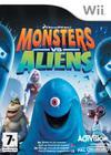 Monsters vs. Aliens para Wii