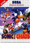 Sonic Chaos CV para Wii