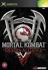Mortal Kombat: Deadly Alliance para Xbox