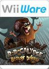 Robocalypse - Beaver Defense WiiW para Wii