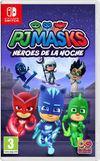 PJ MASKS: HÉROES DE LA NOCHE para Nintendo Switch