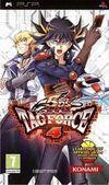 Yu-Gi-Oh! 5D's Tag Force 4 para PSP