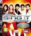 Disney Sing It Pop Hits para PlayStation 3