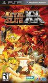 Metal Slug XX para PSP