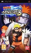 Naruto Shippuden: Ultimate Ninja Heroes 3 para PSP