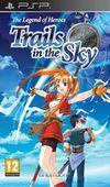 The Legend of Heroes: Trails in the Sky para PSP
