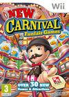 New Carnival Games para Wii