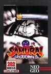 Samurai Shodown III CV para Wii