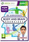 Dr. Kawashima revitaliza cuerpo y mente para Xbox 360