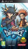 Yu-Gi-Oh! GX Tag Force 5 para PSP