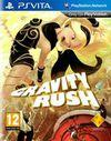 Gravity Rush para PSVITA