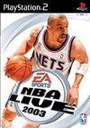 NBA Live 2003 para PlayStation 2