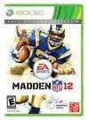 Madden NFL 12 para Xbox 360