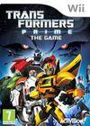 Transformers Prime para Wii