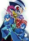 Mega Man Xover para iPhone