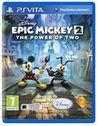 Epic Mickey 2: El retorno de dos héroes para PSVITA
