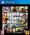 Grand Theft Auto V para PlayStation 4