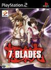 7 Blades para PlayStation 2