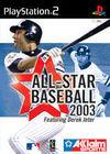 All Star Baseball 2003 para PlayStation 2