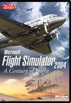 Flight Simulator 2004: Cien Años de Aviación para Ordenador