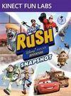 Kinect Rush: Snapshot XBLA para Xbox 360
