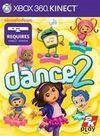 Nickelodeon Dance 2 para Wii